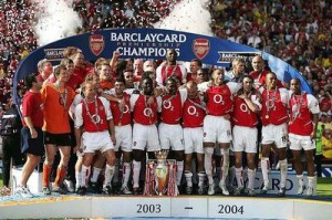 arsenal invincables