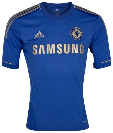 Chelsea FC Home Kit 2012-13
