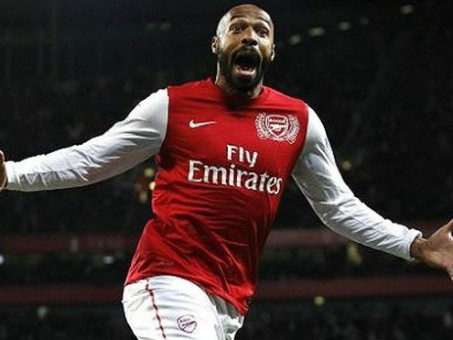 Thierry-Henry Arsenal Leeds