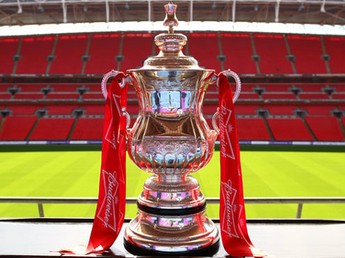 Gunners, Spurs to play minnows in FA Cup