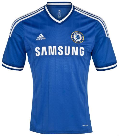 Chelsea home shirt 201314