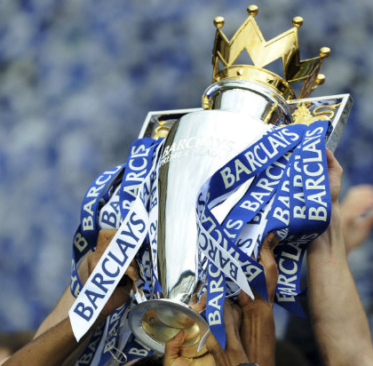 Premier-League-Trophy