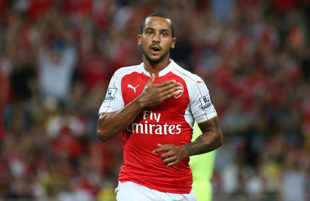 Arsenal theo walcott