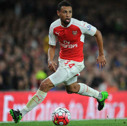 arsenal's francis coquelin