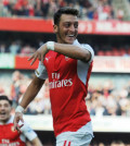 arsenal's mesut ozil