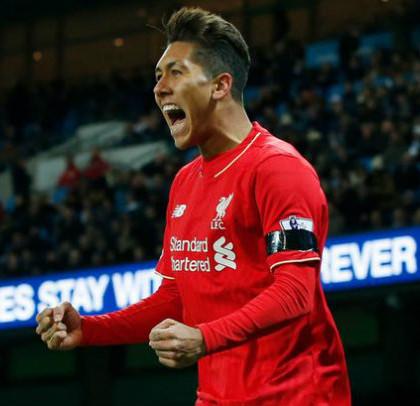 Liverpool roberto firmino
