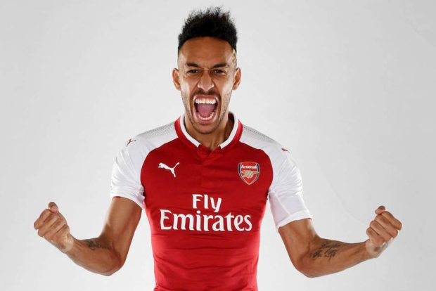 Arsene Wenger: The quality of Pierre-Emerick Aubameyang's movement is impressive