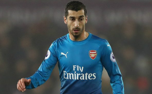 Arsenal need to build around Mkhitaryan, Aubameyang