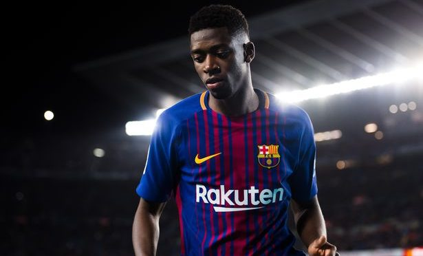 Manchester United are said to be interested in Dembele