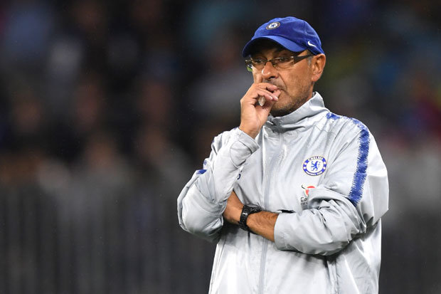 Sarri joins elite club after Hazard hat trick for Chelsea