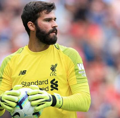 alisson becker liverpool 2018