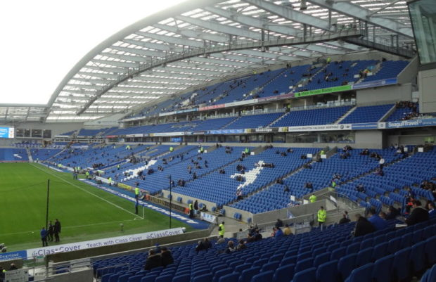 american express stadium brighton