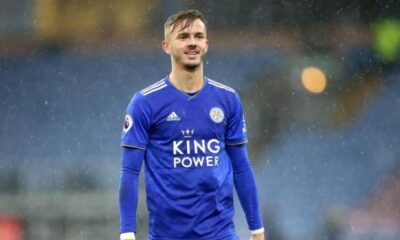 james maddison leicester 2019