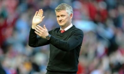 ole gunnar Solskjaer man utd