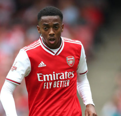 Joe Willock Arsenal
