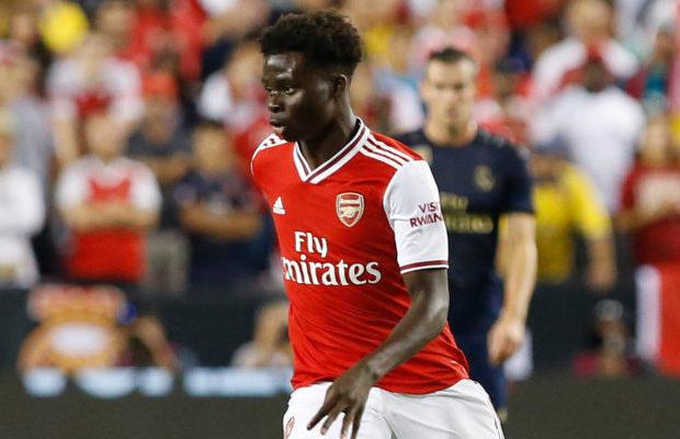 Bukayo Saka Arsenal