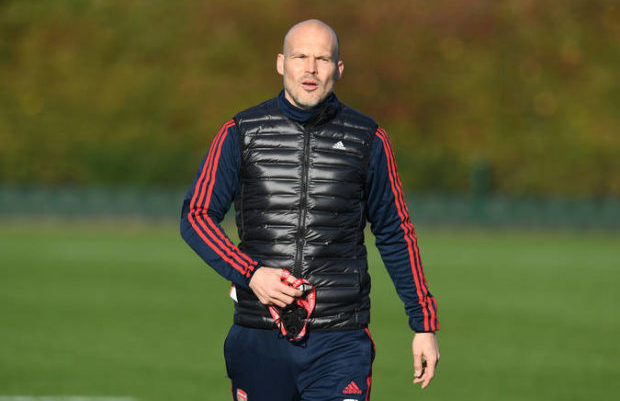 Ljungberg high chance of landing job
