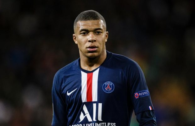 Champions League: Mbappe names four clubs that could win trophy this season