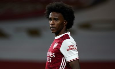 willian arsenal 2020