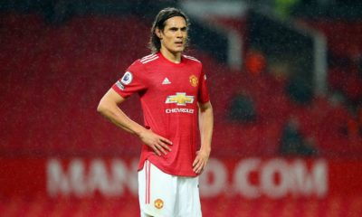 edinson cavani man utd