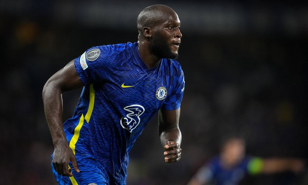 Romelu Lukaku Chelsea 2021